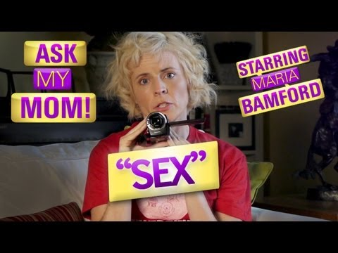 Ask My Mom! #2 - Sex video