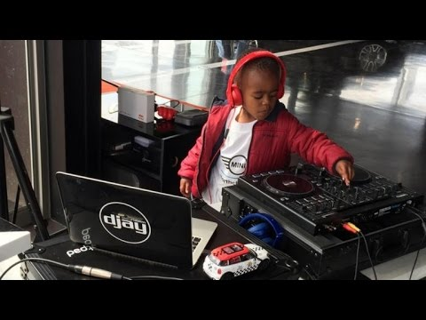 This Adorable 3-Year-Old DJ is Becoming a Worldwide Sensation