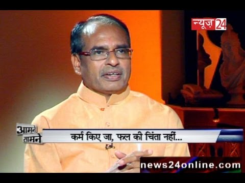Shivraj Singh Chauhan OUT of PM race 2014