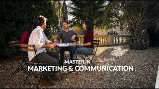 Master in Marketing and Communication