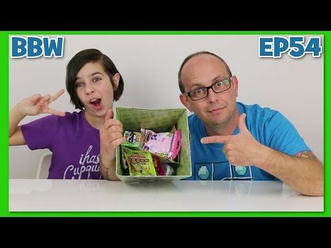Blind Bag Wednesday EP54 - Hello Kitty, LEGO and Mutant Mania Wrestling
