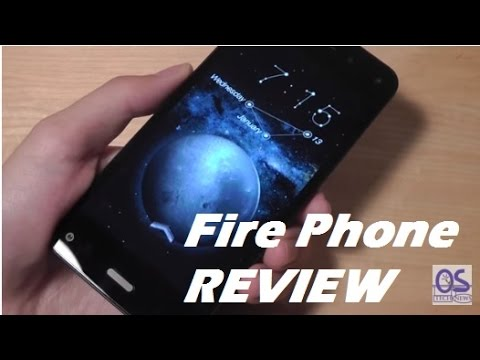 REVIEW: Amazon Fire Phone In 2016 (4G/32GB)