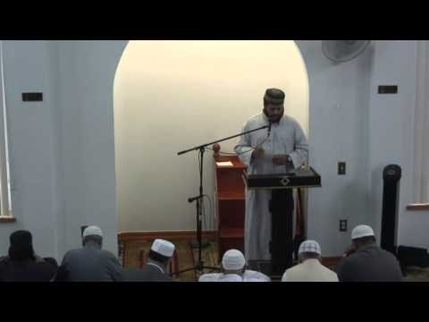 Jummah October 26 2012