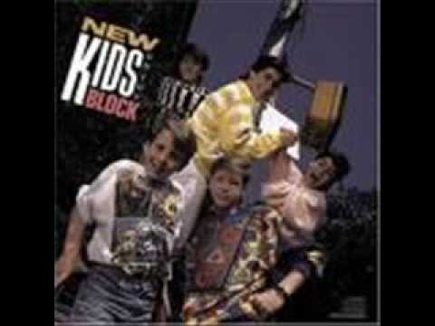 New Kids On The Block - Stop it Girl
