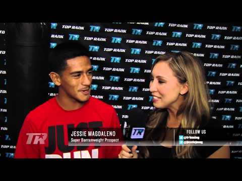 0 - Boxing: Preview: Jessie Fights on Nov 10 - Boxing and Boxers