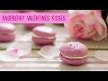 The Recipe Show by Rattan Direct - Raspberry Valentine's Kiss Macaron
