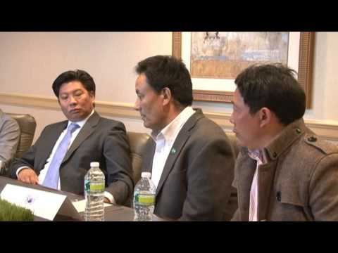 Tibetan Public Talk - April 5, 2013, part 1