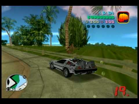 Back to the future - GTA - Tutorial