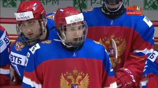 Россия до 18 : Словакия до 18