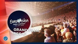 RECAP: All the songs performed at the Grand Final of the 2019 Eurovision Song Contest