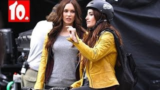 Top 10 Sexiest Actress With Their Stunt Doubles