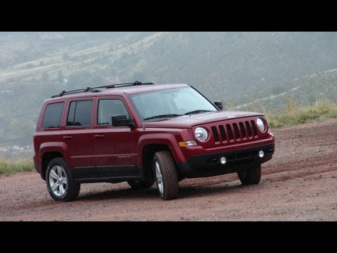 2014 Jeep Patriot Rainy Colorado Drive and Review