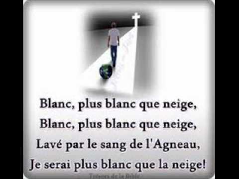 Louange & Adoration ivoirienne LARISSA ADON plus blanc que neige.wmv