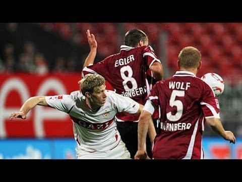 VfB Stuttgart 1 : 1 1. FC Nürnberg - 10. Spieltag 25.10.2013 Bundesliga [FIFA Prognose]
