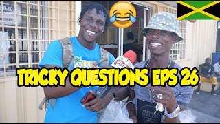 Trick Questions In Jamaica Episode 26 [Ocho Rios] REVISIT