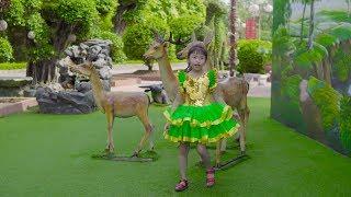 Con Nai ♫ Em Bé Múa Hát ♫ Nhạc Thiếu Nhi ♫ Children Nursery Rhymes & Songs for Kids ♫ Sing and Dance