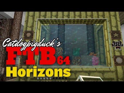 FTB Horizons - Tropicraft Fishtank and HSLA Steel! - 064