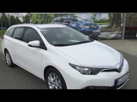 Der neue Toyota Auris 2015 - Erster Eindruck by Autohaus Metzger Widdern