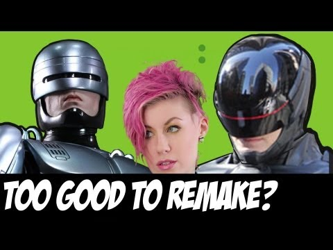 Is Remaking Robocop Sinful? video