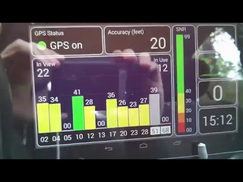 Nexus 7 2013 GPS Test & Review: By Jamie Wagner