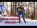 Martin fourcade - Top 3 attacks - 2016/2017 MP3