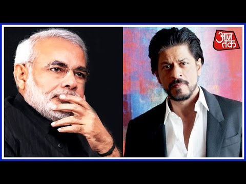 King Khan Shah Rukh Khan Praises Modi's 'Make In India' Project