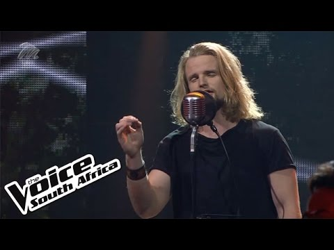 Richard Stirton: 'Sounds of Silence' | Live Round 5 | The Voice SA