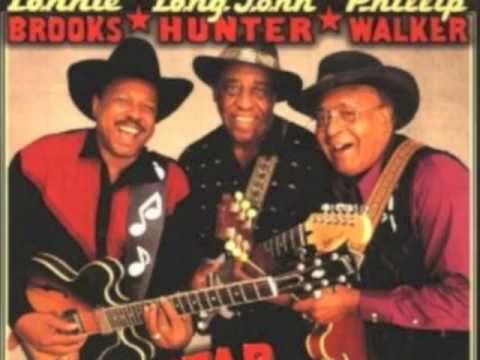 Lonnie Brooks, Long John Hunter, Phillip Walker Alligators Around My Door