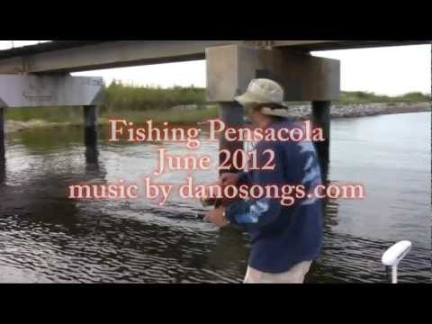 Fishing Pensacola June 2012