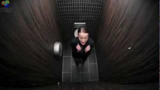 Câmera Oculta Numa Casa de Banho