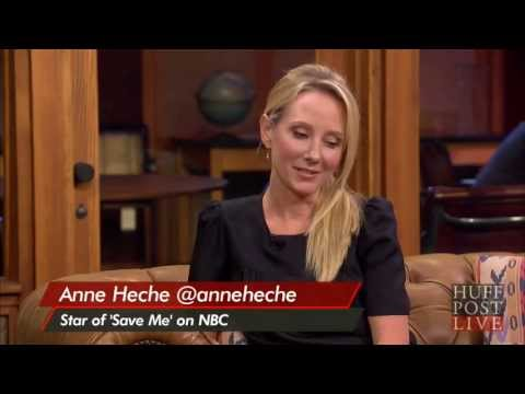 Anne Heche's New NBC Comedy 'Save Me' | HPL
