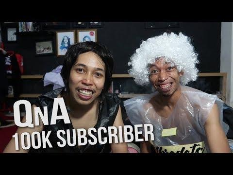 QnA TUMMING ABU - Spesial 100K Subscriber