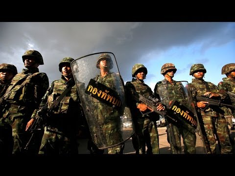 Will A Coup End Thailand's Political Crisis? (LinkAsia: 5/23/14)
