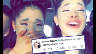 Ariana Grande REACTS To Pete Davidson CHEATING on Her **EMOTIONAL** | Pete DEFENDS Pastor