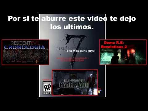 Resident Evil 7 | Informacion Septiembre De 2014 *Link En La Descripción*