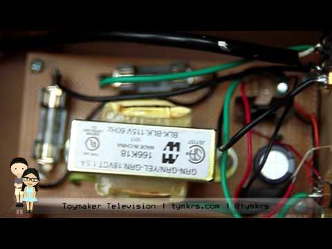 Tymkrs Power Supply Update, Mouse Tracking Prototype, and Old Sheet Music