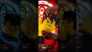 Ninjago - These Days - Kwintek Jay,Lloyd,Kai,Cole,Zane