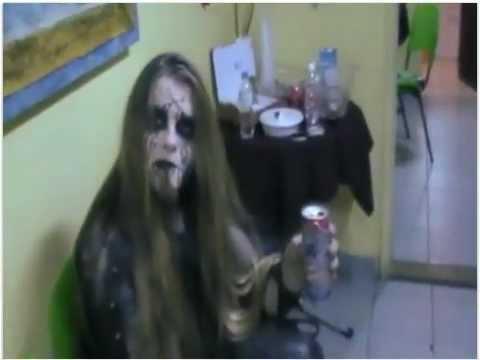Cradle of Filth Backstage 2011