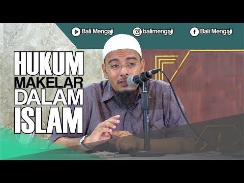 Video Singkat: Hukum Makelar Dalam Islam - Ustadz Dr. Sufyan Fuad Basweidan, MA
