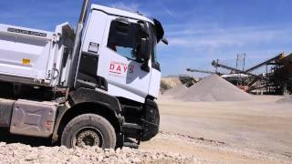 Renault Trucks Construction Days Österreich 2015