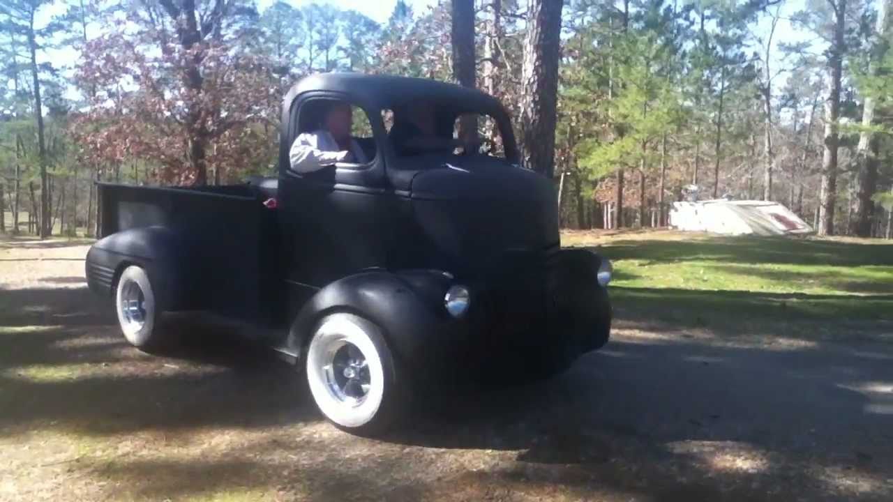 46 Ford Engine For Sale