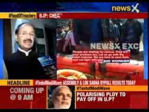 Yasin Malik hijacks Jammu and Kashmir aid