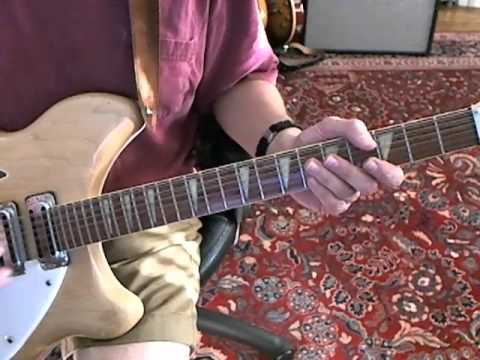 Turn, Turn, Turn Lesson - The Byrds - Part 2