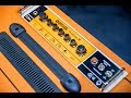 Orange Amplifiers TremLord-30 Combo Amp | NAMM 2019