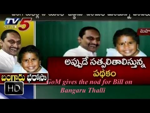Bangaru Thalli scheme at Mahabubnagar -  TV5
