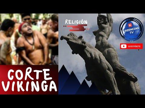 Maria Lionza, espiritismo,La corte vikinga, transportaciones, Sorte, Quibayo