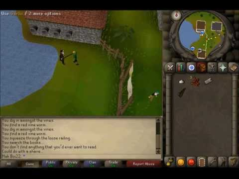 Pro as Heck Guide to Fishing Contest (Old School Runescape)