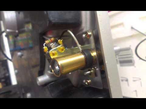 Technics SL 1200 mk2 Turntable Restoration