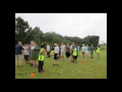 2014 NJROTC Orientation Camp Upson Lee High School