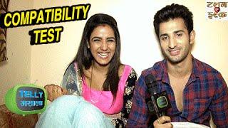 Interview: Twinkle And Kunj's Compatibility Test | Tashan-e-Ishq | Zee Tv